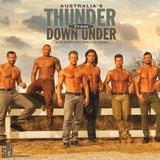 Thunder From Down Under - 2015 Premium Calendar Calendriers