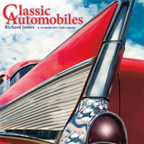 Classic Automobiles - 2015 Calendar Calendars