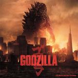 Godzilla - 2015 Premium Calendar Calendriers