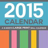 Large Print - 2015 Calendar Calendars