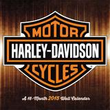 Harley-Davidson - 2015 Premium Calendar Calendriers
