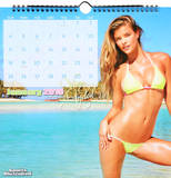 Sports Illustrated Swimsuit Premium Art - 2015 Calendar Calendars