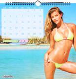Sports Illustrated Swimsuit Premium Art - 2015 Calendar Calendari