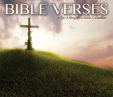 Bible Verses - 2015 Day-at-a-Time Box Calendar Calendars