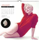Marilyn Monroe Premium Art - 2015 Calendar Calendriers