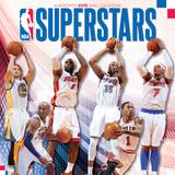 NBA Superstars - 2015 Premium Calendar Calendars