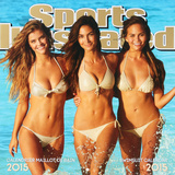 Sports Illustrated Swimsuit (Bilingual French) - 2015 Premium Calendar Calendars