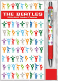 The Beatles - 2015 Pocket Planner & Pen Calendar Calendars