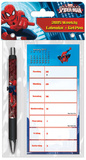 Spider-Man - 2015 Weekly & Pen Calendar Calendars
