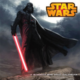 Star Wars Saga - 2015 Premium Calendar Calendars