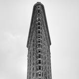 Flatiron Building Facade Photographic Print by Philippe Hugonnard