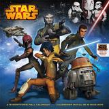 Star Wars Rebels - 2015 Premium Calendar Calendriers