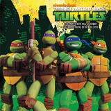 Teenage Mutant Ninja Turtles - 2015 Premium Calendar Calendriers