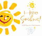 Hello Sunshine  Kathy Davis - 2015 Day-at-a-Time Box Calendar Calendars