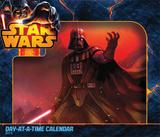 Star Wars Saga - 2015 Day-at-a-Time Box Calendar Kalendere