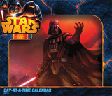 Star Wars Saga - 2015 Day-at-a-Time Box Calendar Calendars