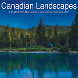 Canadian Landscapes - 2015 Mini Calendar Calendars