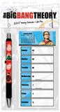 The Big Bang Theory - 2015 Weekly & Pen Calendar Calendars