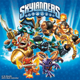 Skylanders - 2015 Premium Calendar Calendriers
