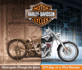 Harley-Davidson - 2015 Day-at-a-Time Box Calendar Calendars