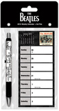 The Beatles - 2015 Weekly & Pen Calendar Calendars