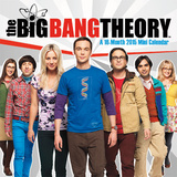 The Big Bang Theory - 2015 Mini Calendar Calendars
