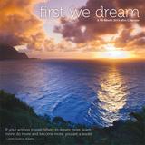 First We Dream - 2015 Mini Calendar Calendars