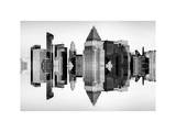 Double Sided Series - Skyscrapers of Times Square in Manhattan Photographic Print by Philippe Hugonnard
