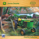 John Deere Fine Art Collection - 2015 Premium Calendar Calendars