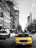 Urban Street View Photographic Print by Philippe Hugonnard