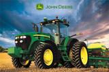 John Deere - Field Posters