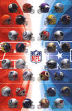 NFL - Helmets 14 Posters