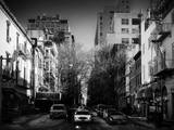 Urban Street Scene of Manhattan in Winter Photographic Print by Philippe Hugonnard