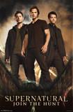 Supernatural - Trio (Sam, Dean, Castiel) Print