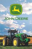 John Deere - Logo 14 Prints