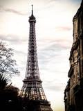 Eiffel Tower, Paris, France Photographic Print by Philippe Hugonnard