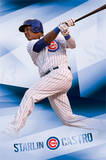 Chicago Cubs - S Castro 14 Posters
