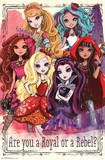 Ever After High - Group Posters