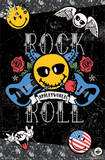 SmileyWorld - Rock Out Prints