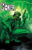 Flourescent - Joker Posters