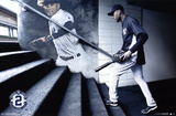 New York Yankees - Jeter Retirement 高品質プリント