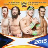 WWE - 2015 Premium Calendar Calendars
