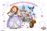 Sofia The First - Kindness Prints