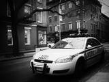 Police Car Photographic Print by Philippe Hugonnard