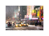 NYC Urban Scene Photographic Print by Philippe Hugonnard