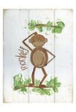 Monkey Posters by Erin Butson