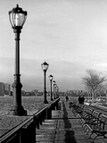 Battery Park City III Photographic Print by Jeff Pica