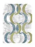 Geometric Repeat III Posters by Jennifer Goldberger