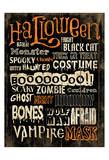Halloween Boo Posters by Jace Grey