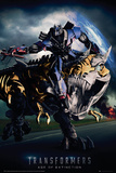 Transformers 4 - Grimlock Posters